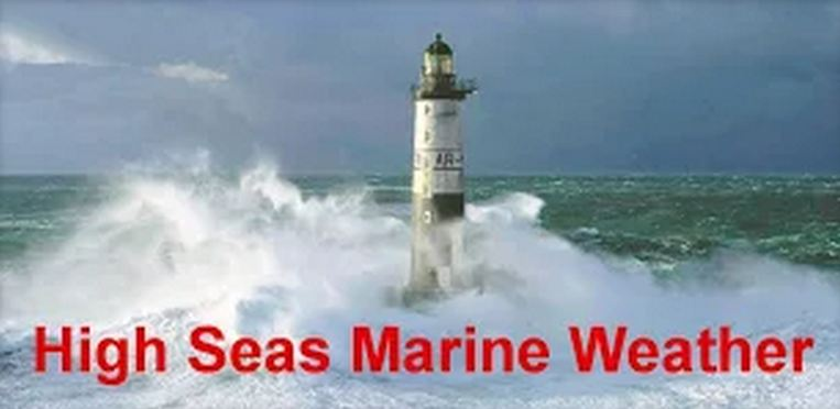 High Sea Marine Forecast