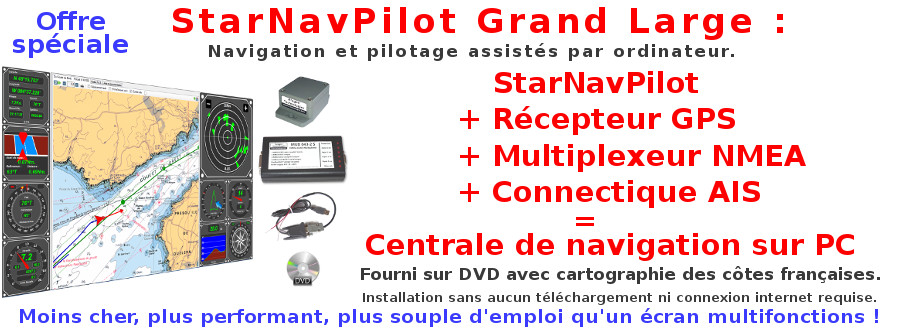 Offre StarNavPilot Grand Large