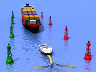 StarNavPilot can be used for the control of maritime traffic by shore stations